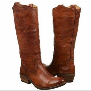 Frye Carson Tab Boots
